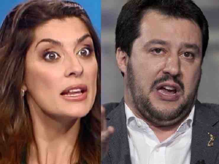 Isoardi fine con Salvini