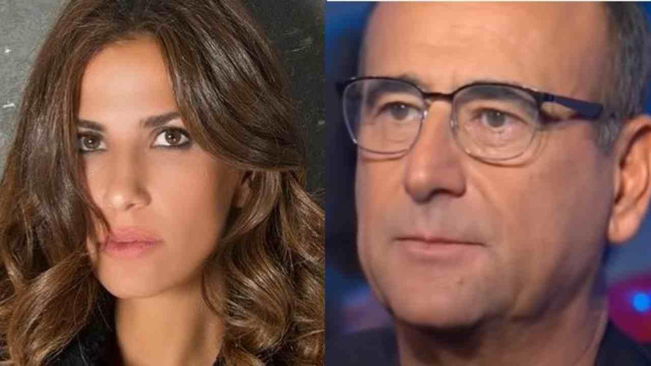 carlo conti rottura con roberta morise-political24