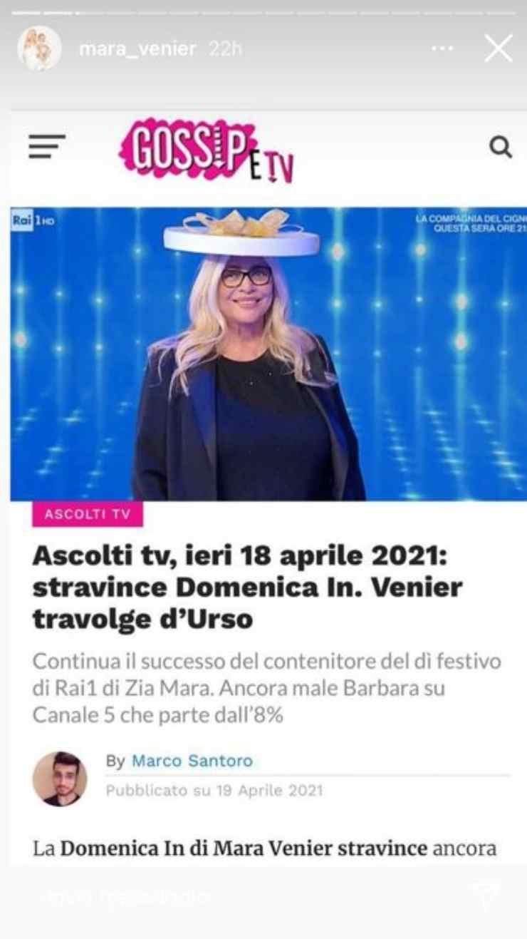 mara-frecciatina-d'urso-political24