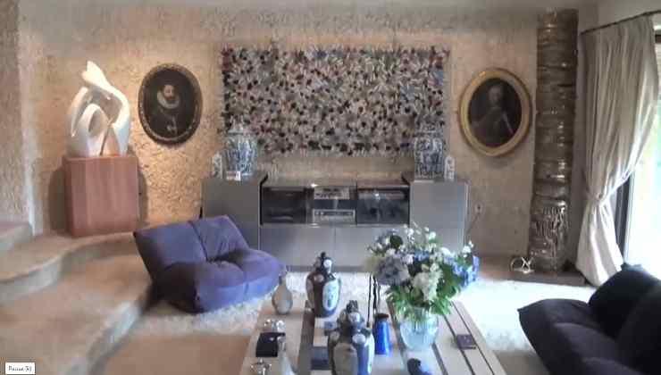 villa interno Emanuele Filiberto