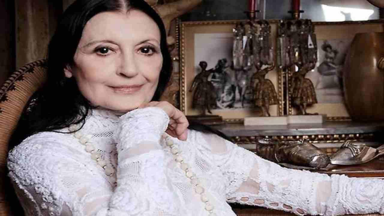 carla fracci vestito bianco -political24