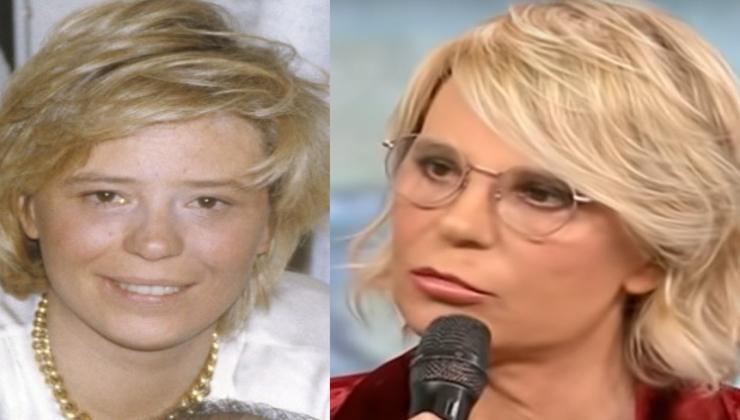 maria de filippi prima e dopo-political24