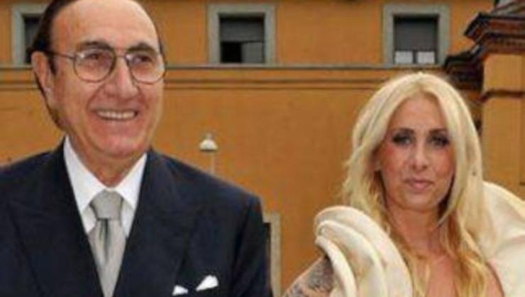 Pippo Baudo e la figlia Tiziana - Political24