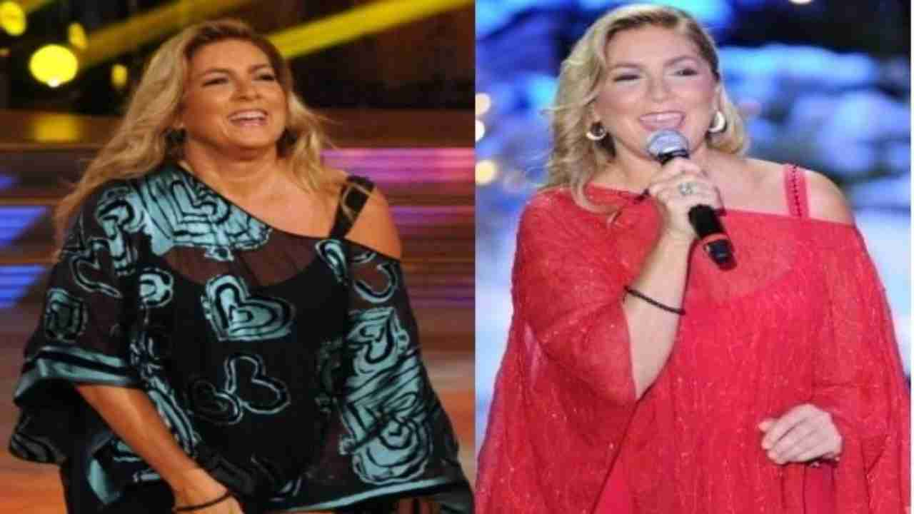 Romina Power tuniche lunghe-political24