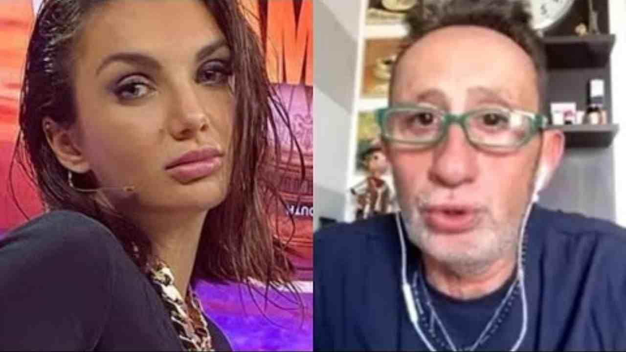 Elettra Lamborghini e Beppe Braida critica political24
