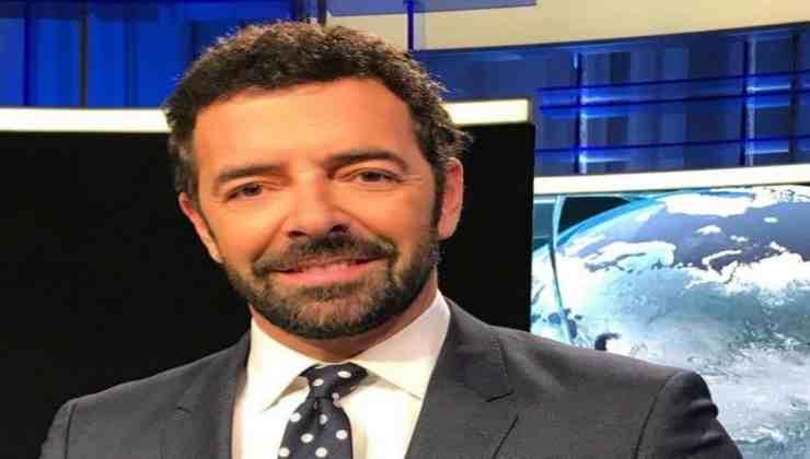Alberto Matano laureato Political24