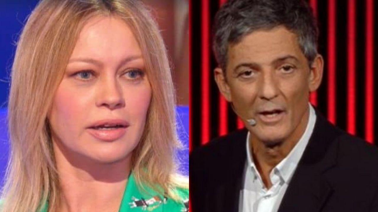 Anna Falchi e Rosario Fiorello storia Political24