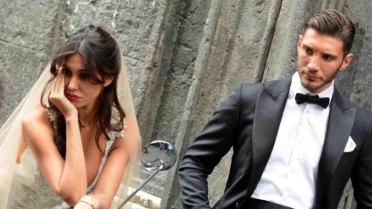 Belen e De Martino matrimonio Political24