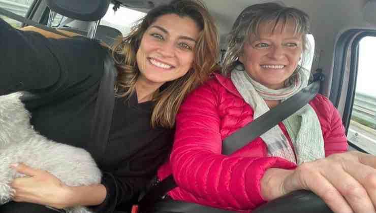 Elisa Isoardi mamma Political24