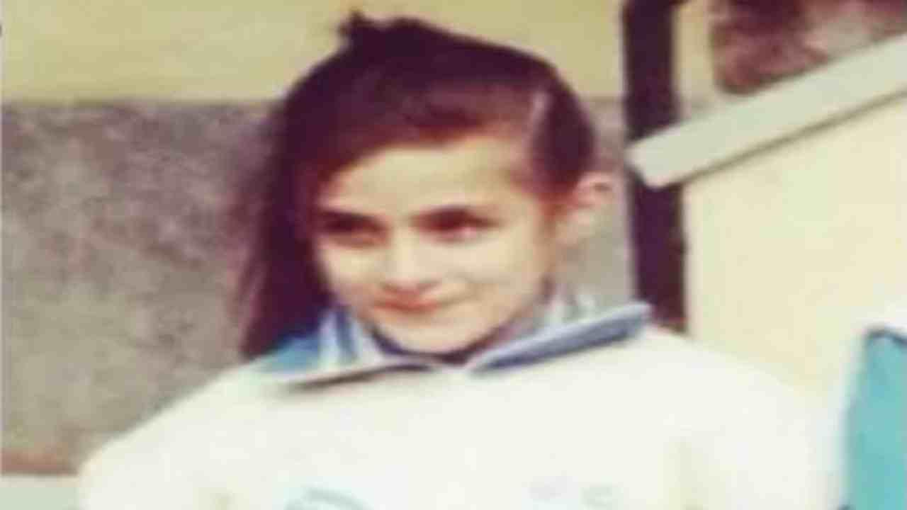 Elisa Isoardi bambina Political24