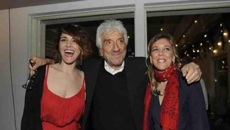 Gigi Proietti figlie Political24