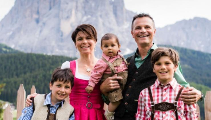Isolde Kostner e Werner Perathoner marito-political24