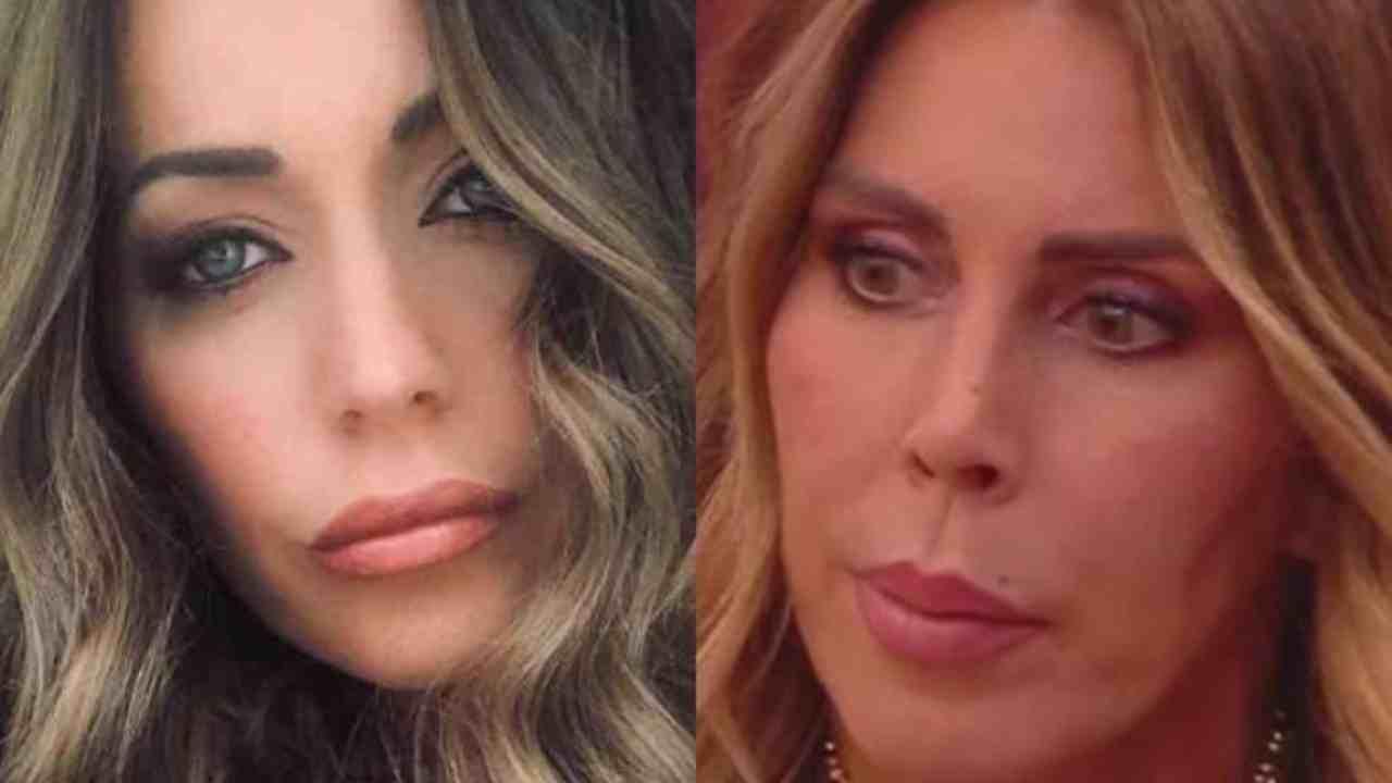 Karina Cascella e Guendalina Canessa litigio Political24