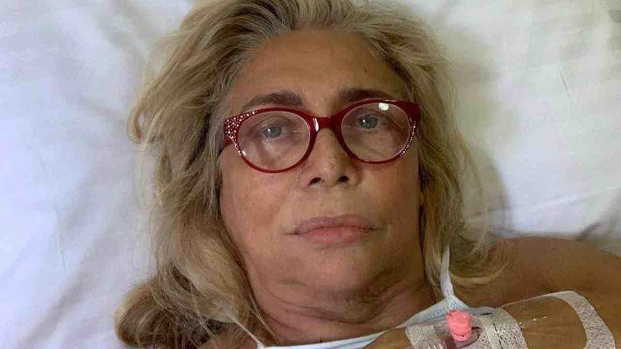 Mara Venier ospedale Political24