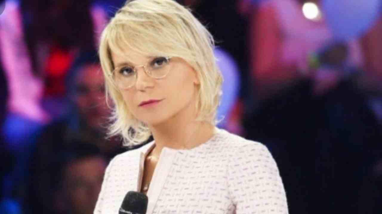 Maria De Filippi titolo Political24