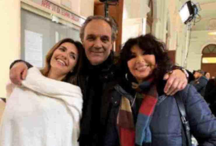 Serena Rossi figlia d'arte Political24