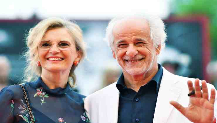 Toni Servillo moglie Political24