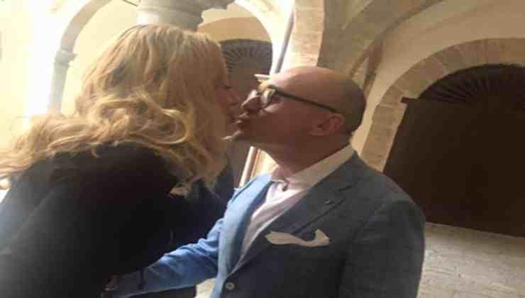 Valeria Marini e Alfonso Signorini storia Political24