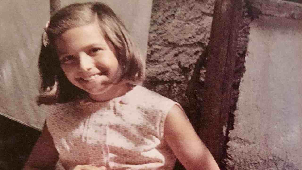 Barbara D'Urso bambina Political24