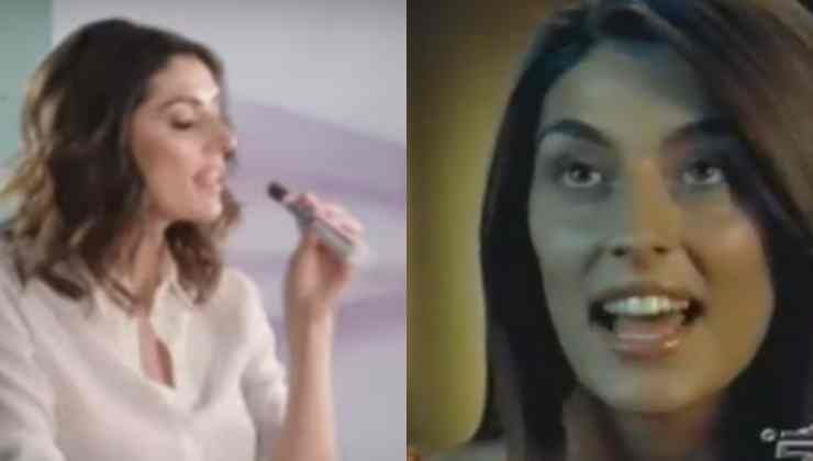 Elisa Isoardi pubblicità - Political24
