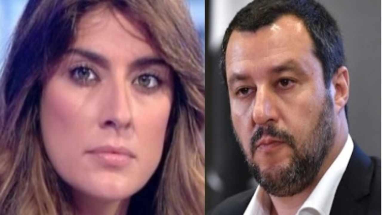 isoardi rapporto con salvini -political24