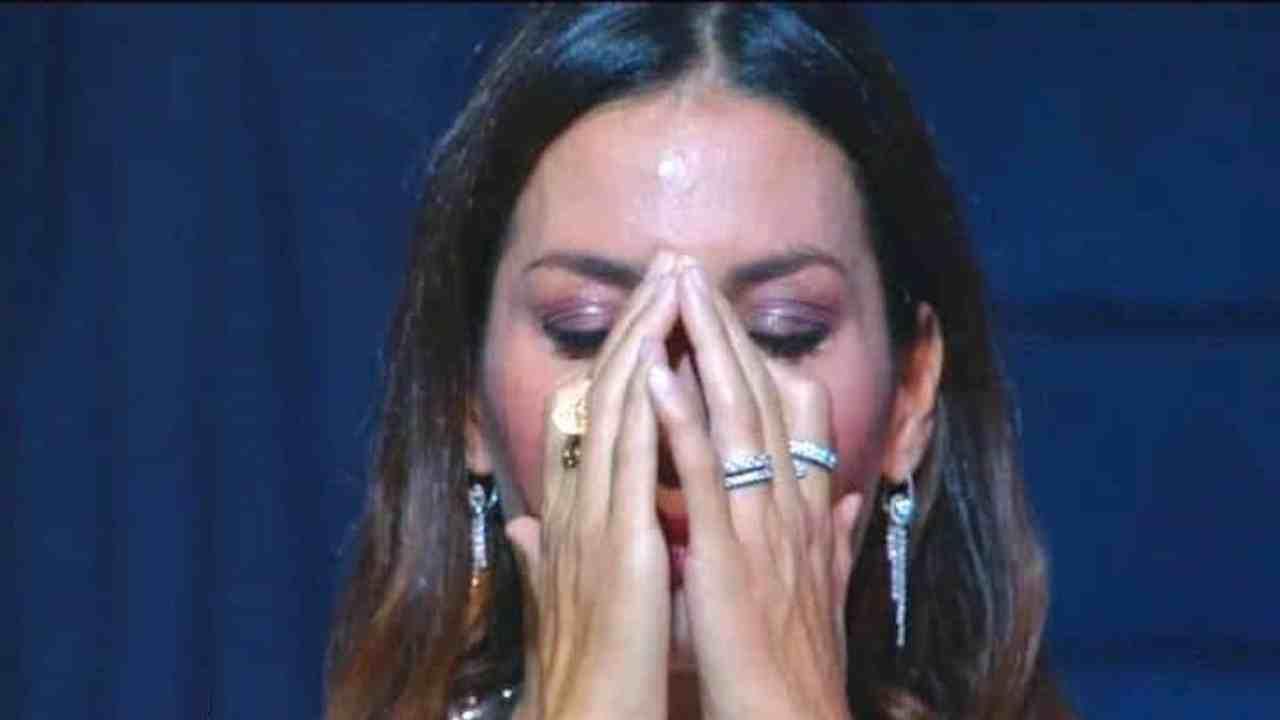 Elisabetta Gregoraci dramma Political24