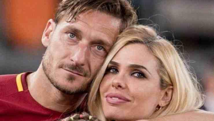 Francesco Totti e Ilary Blasi tradimento Political24