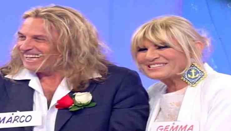 Gemma Galgani, Uomini e Donne innamorata Political24