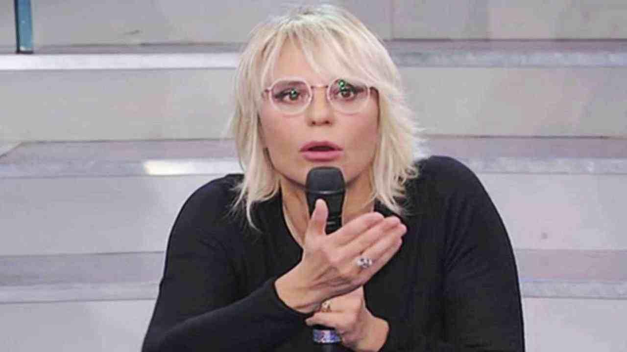 Maria De Filippi uomini e donne Political24