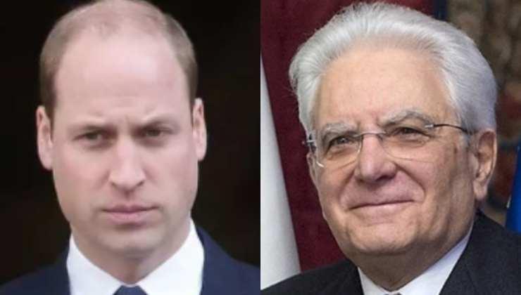 Principe William Mattarella Political24