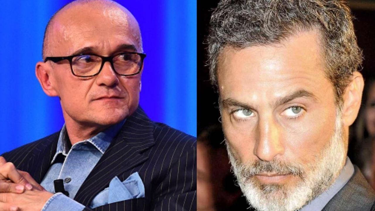 Alfonso Signorini contro Raz Degan Political24
