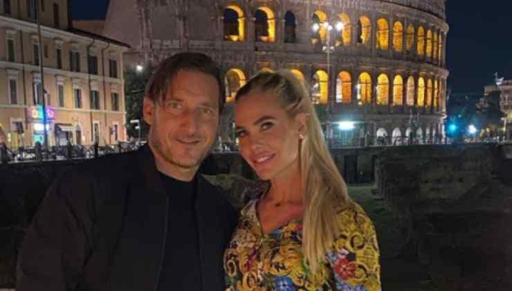 Francesco Totti Ilary Political24