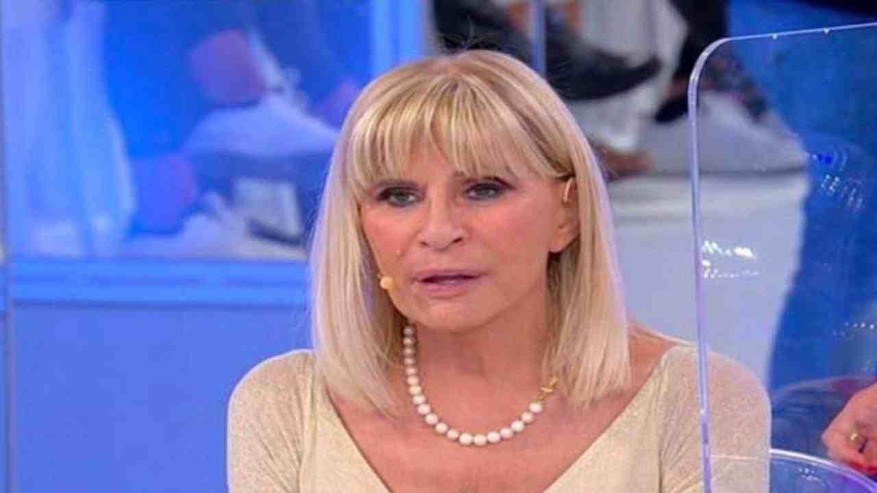 Gemma Galgani addio a uomini e donne Political24