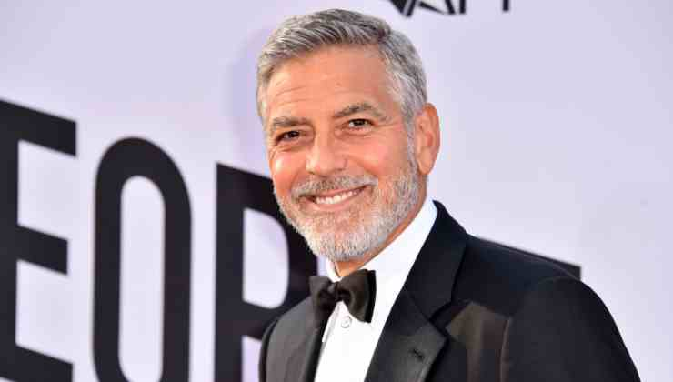George Clooney Canalis Political24