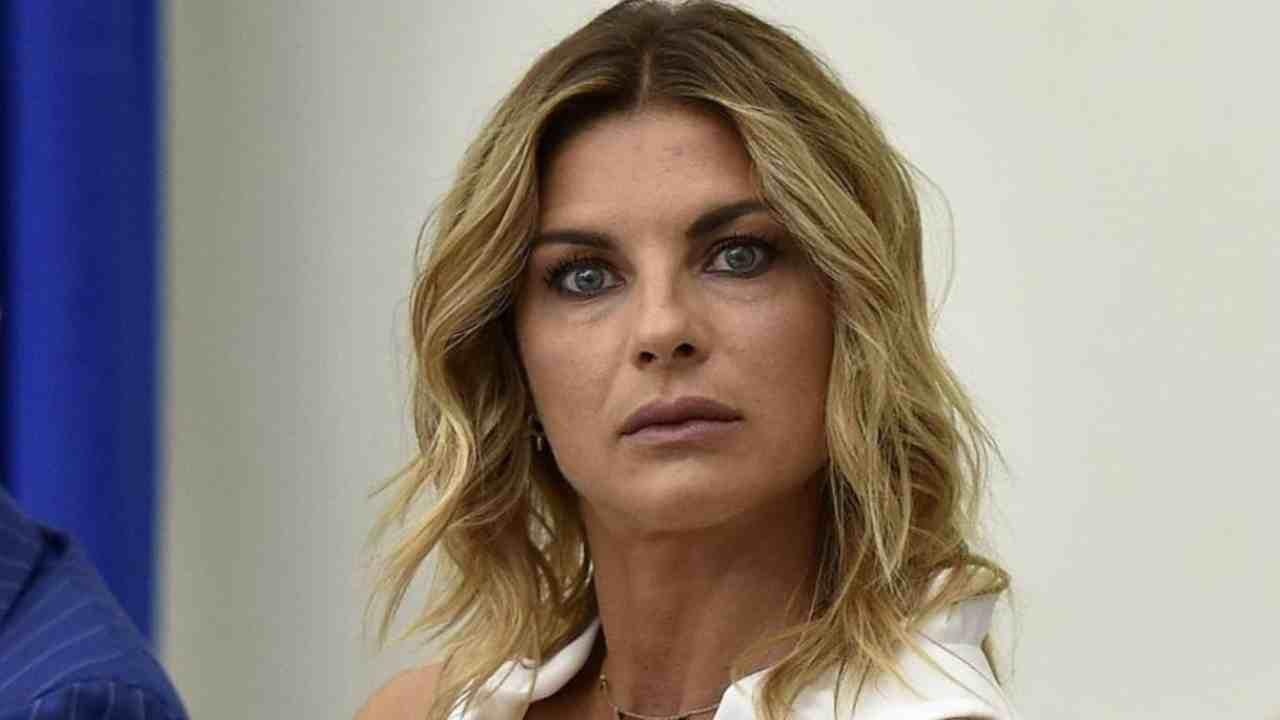 Martina Colombari sbotta con il marito Political24