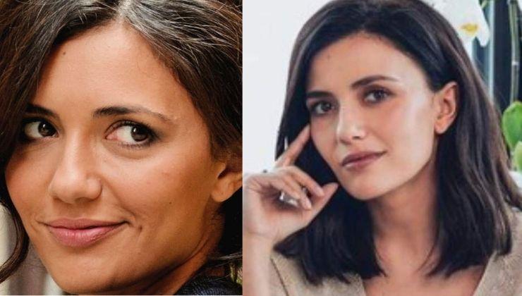 Serena Rossi rifatta Political24