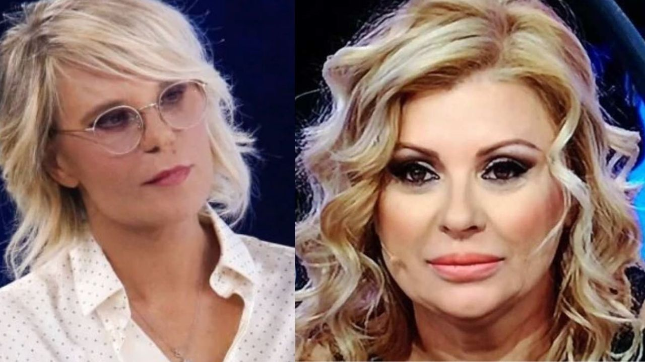 Tina Cipollari e Maria De Filippi sono amiche Political24