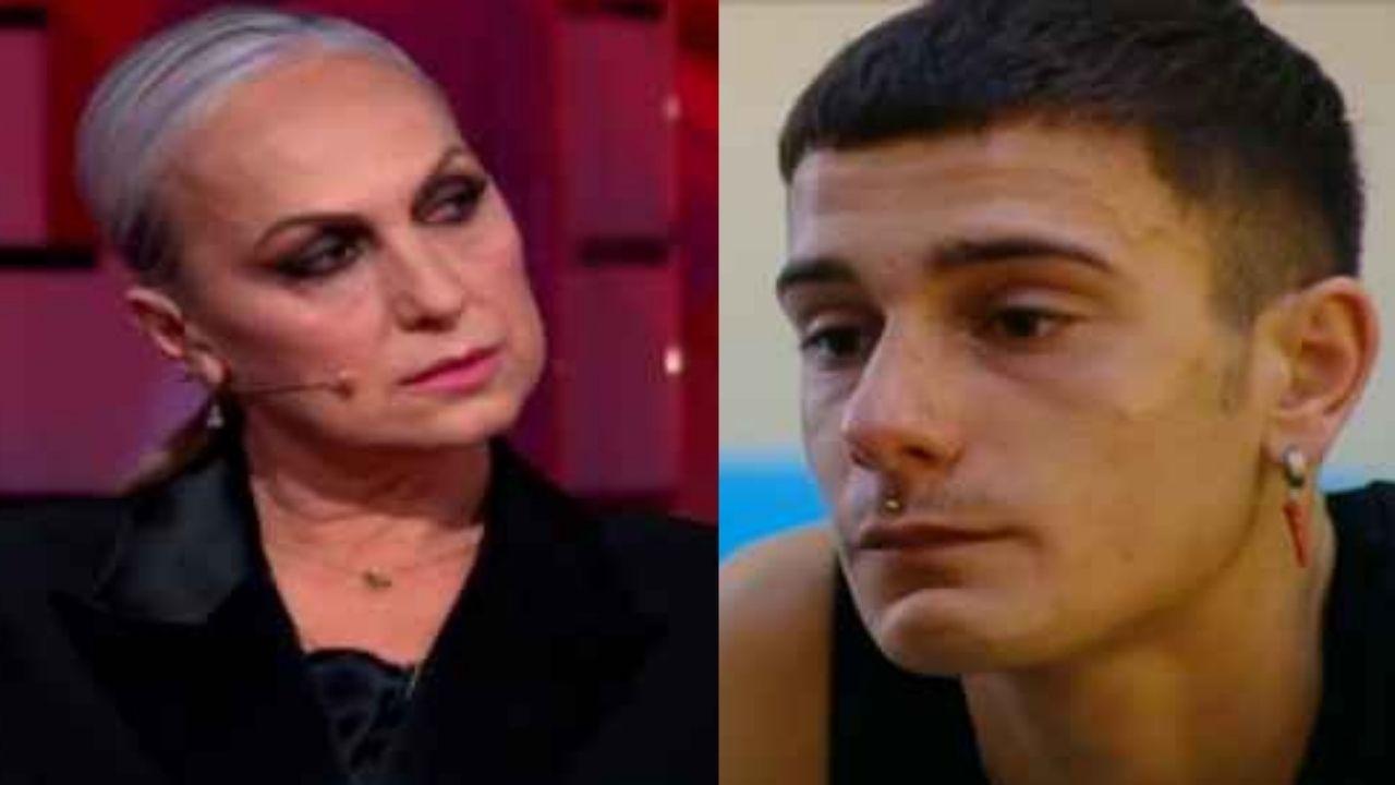 Amici, Alessandra Celentano e il ballerino Mirko-Political24