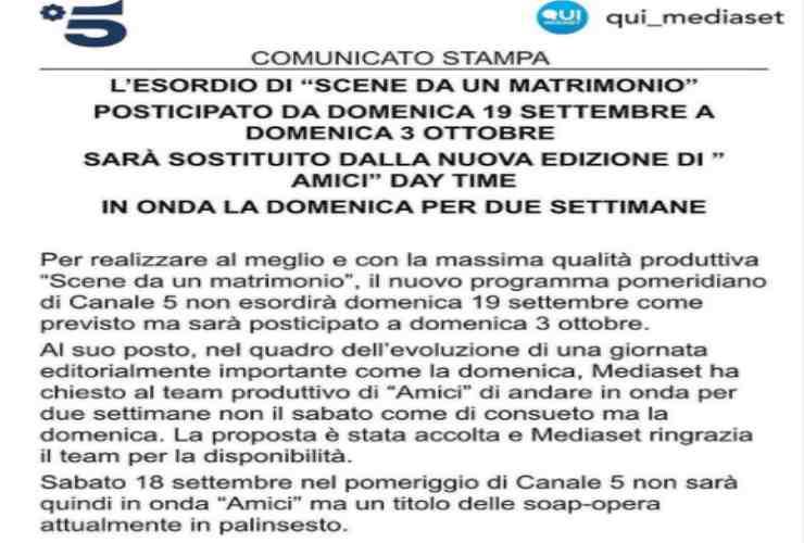 Anna Tatangelo brutto colpo Political24