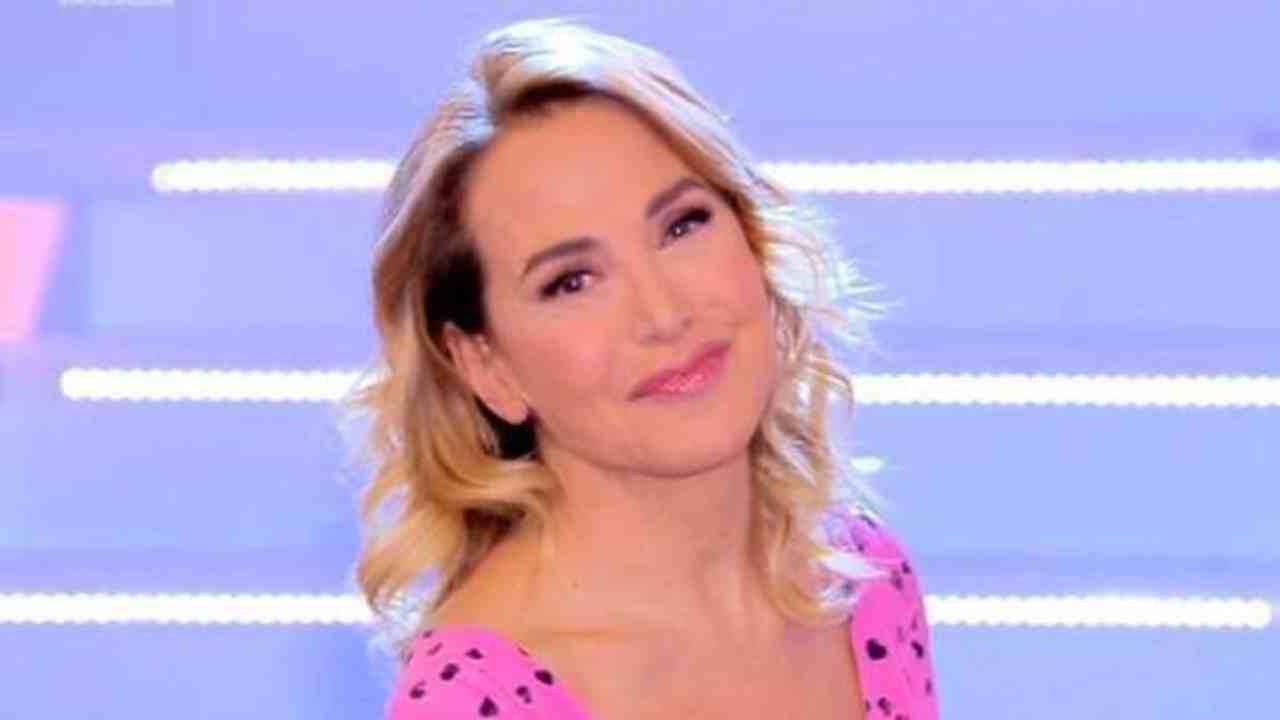 Barbara D'Urso innamorata Political24