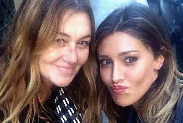 Belen Rodriguez rapporto con la madre Political24