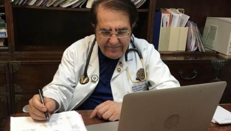 Dr Nowzaradan Vite al limite costo visita Political24