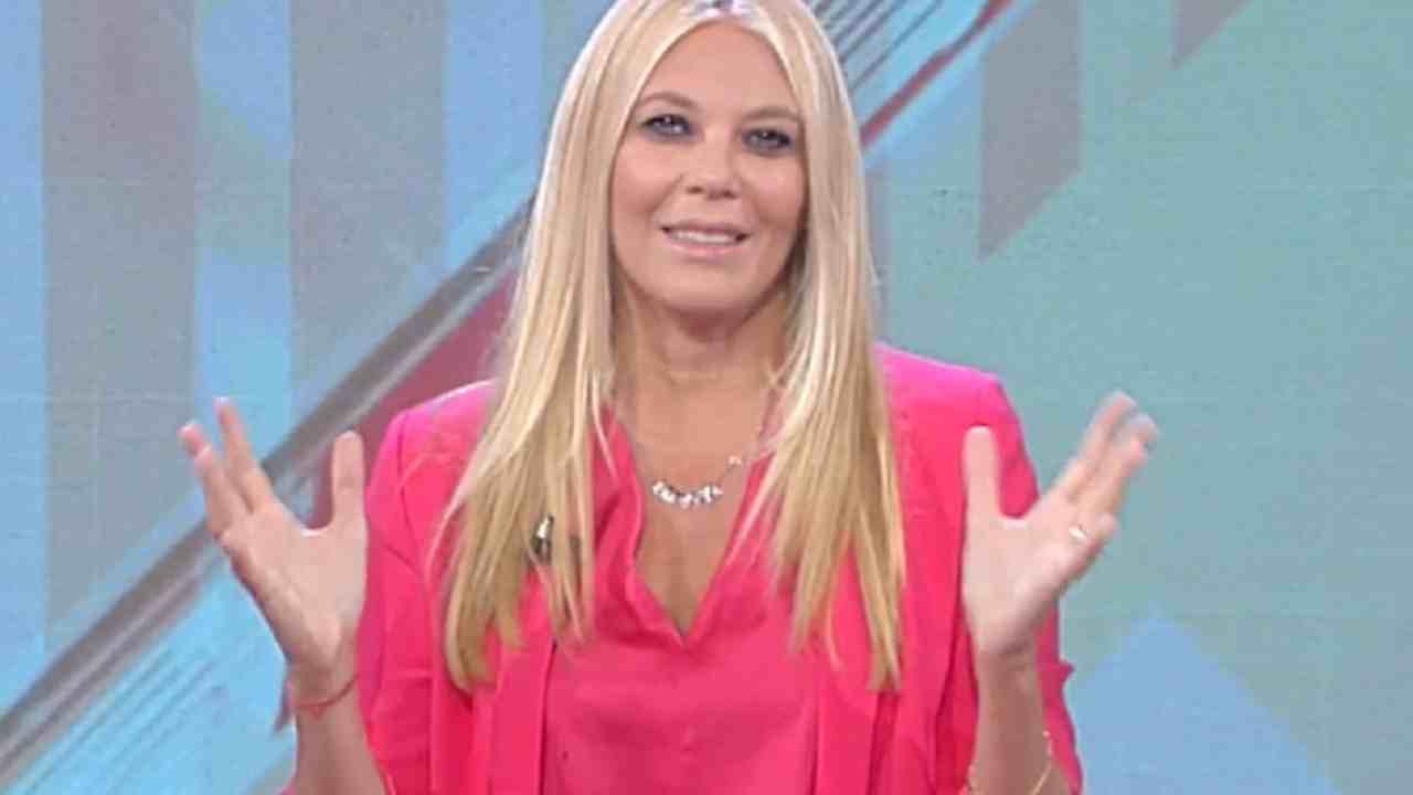 Eleonora Daniele emozionata Political24