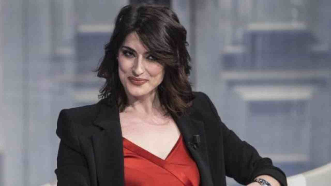 Elisa Isoardi felice Political24