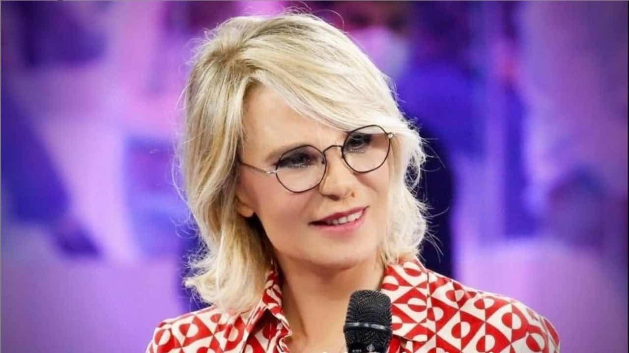 Maria De Filippi foto giovane -Political24-3