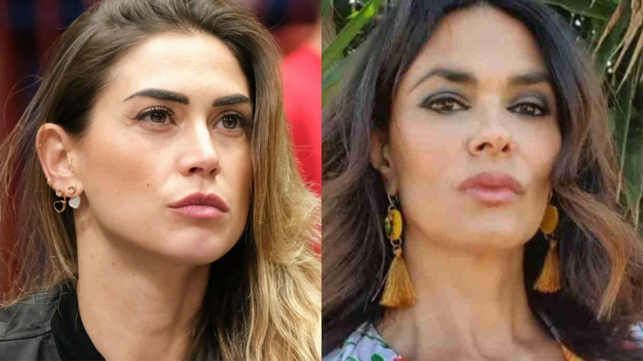 Melissa Satta e Maria Grazia Cucinotta-Political24