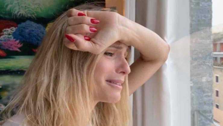 Michelle Hunziker vittima di un'aggressione Political24