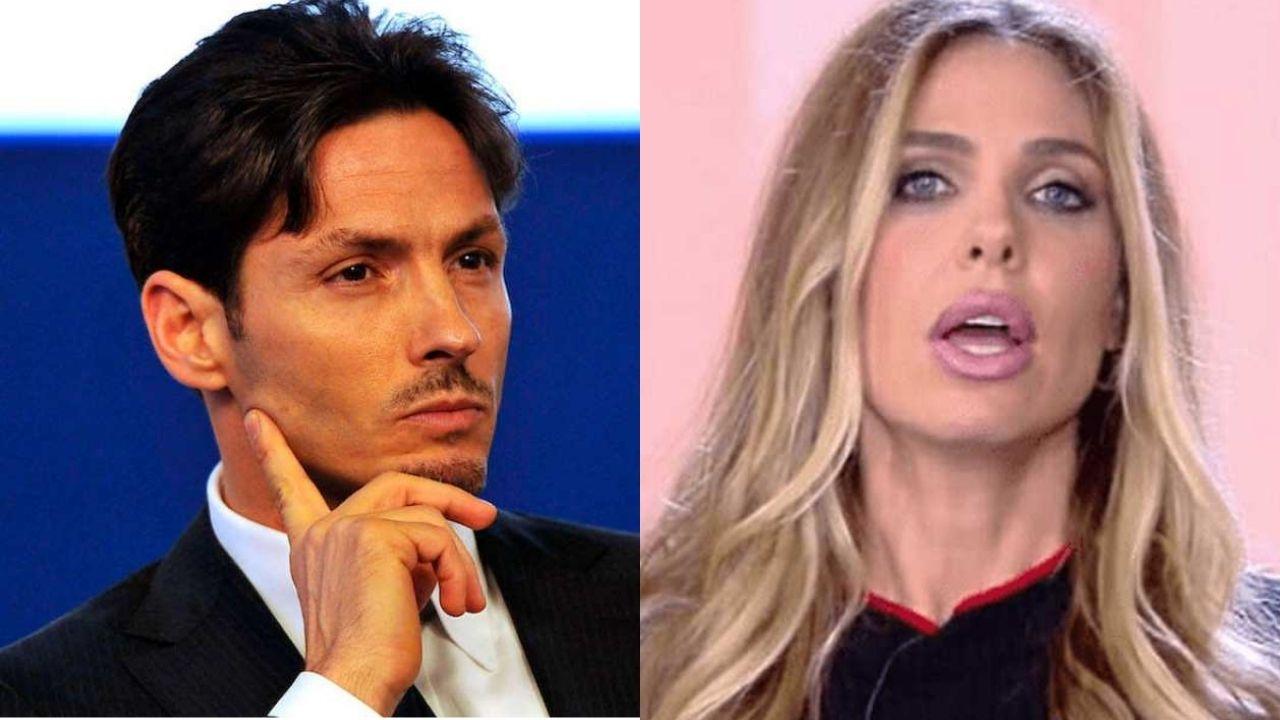 Pier Silvio Berlusconi e Ilary Blasi-Political24