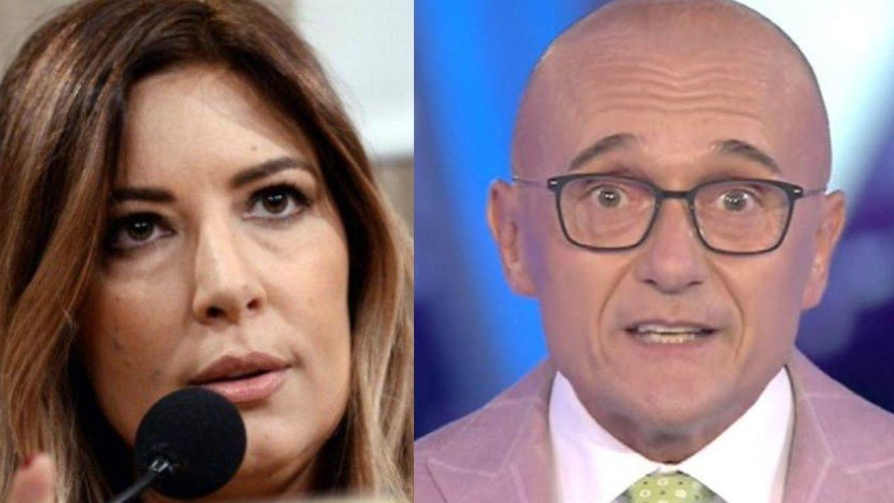 Selvaggia Lucarelli contro alfonso signorini Political24