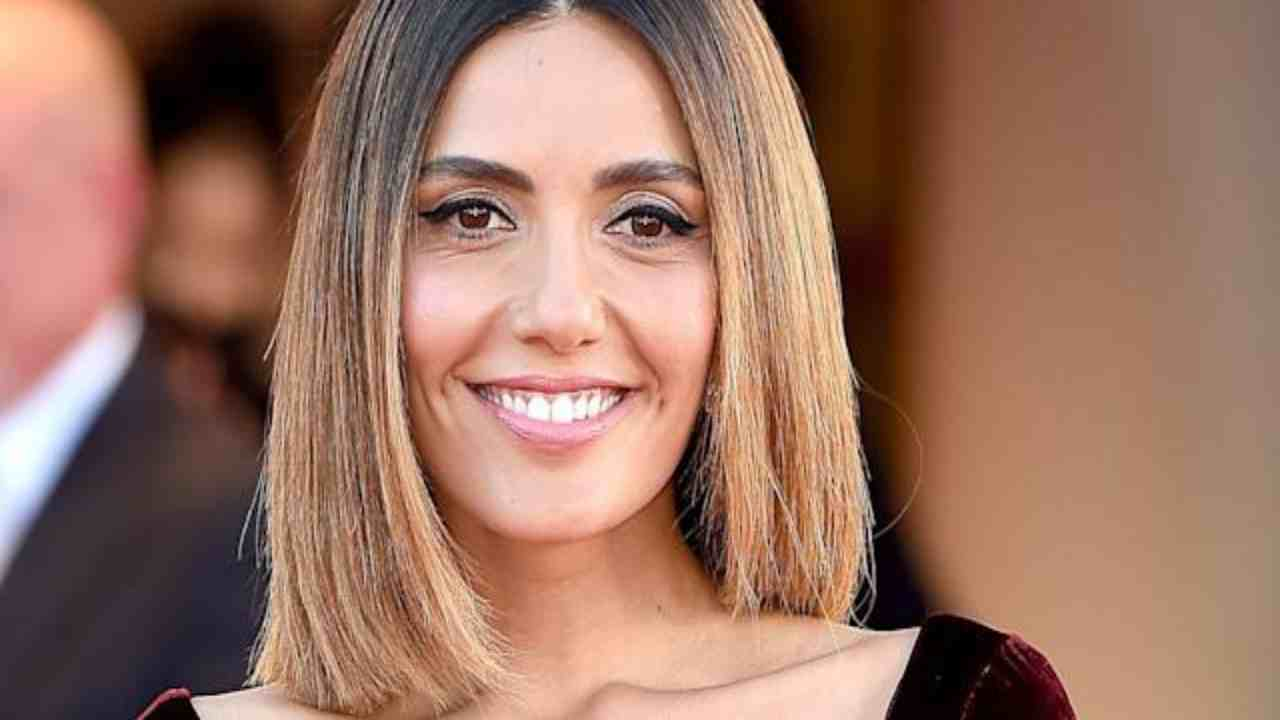 Serena Rossi bellissima Political24
